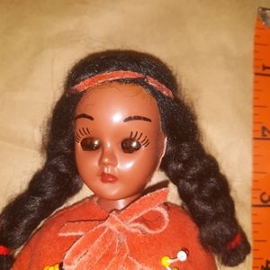 Toys - Native American collectors doll